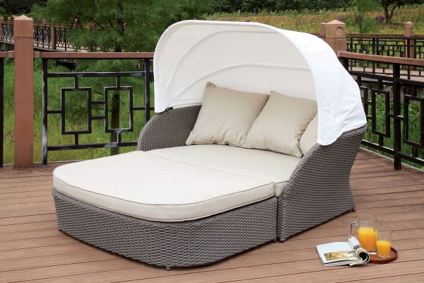 """""""The Beliani"""" Patio Canopy Daybed – COMING IN FEB!"""
