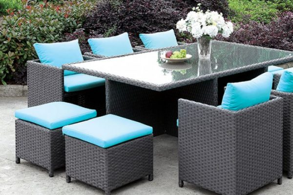 """""""The Bridget"""" 11 PC Patio Dining Collection – COMING IN FEBRUARY!"""