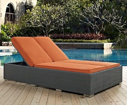 """The Callista"" Outdoor Chaise Collection – 5 Colors – SOLD OUT, NO ETA"