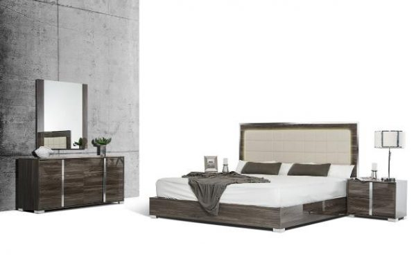 """The Cape Cod"" GREY 5-pc Bedroom Collection – LOW INVENTORY, PLEASE CALL!"