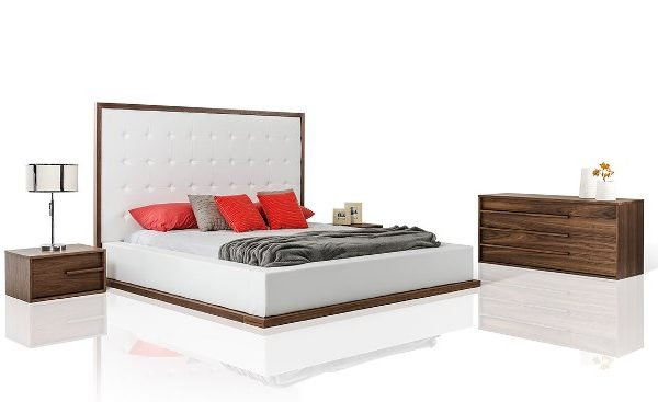 """""""The Capistrano"""" Walnut Bedroom Collection – SOLD OUT, NO ETA"""