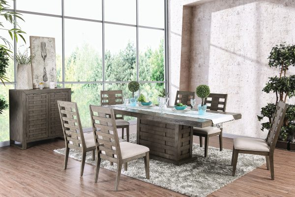 """""""The Castilian"""" 7 PC Dining Collection – SOLD OUT, NO ETA"""