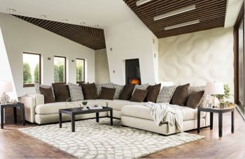 """""""The Dawson"""" Contemporary Sectional – SOLD OUT, NO ETA"""