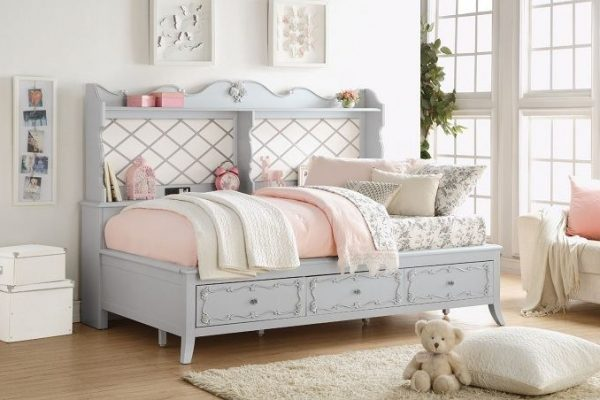 """""""The Evelyn"""" Twin Daybed w/Storage – SOLD OUT, NO ETA"""