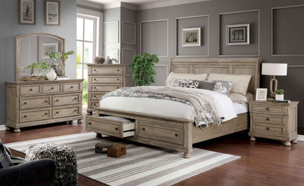 """""""The Grayson"""" Transitional Acacia Grey Bedroom Collection – COMING IN FEBRUARY!"""