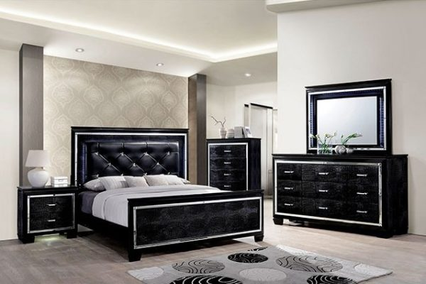 """""""The Highlands"""" Black 5 PC Bedroom Collection – COMING IN FEBRUARY!"""