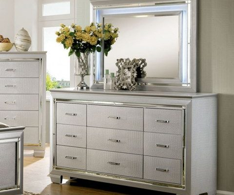 """""""The Highlands"""" Silver 5PC Bedroom Collection – COMING IN FEBRUARY!"""