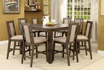 """""""The Iris"""" Counter HT Dining Collection – SOLD OUT, NO ETA."""
