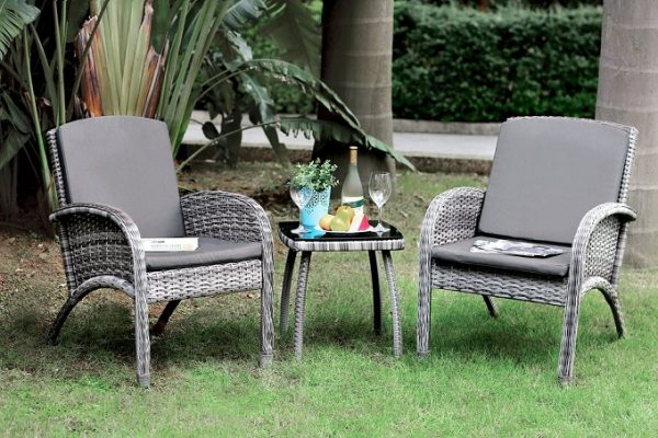 """The Kassy"" 3 Pc. Patio Seating Collection"