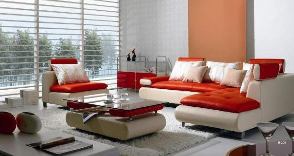 """""""The Jersey"""" Sectional Sofa Set – LOW INVENTORY!"""