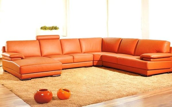 """""""The OC"""" Modern Leather Sectional Collection – COMING IN MARCH!"""