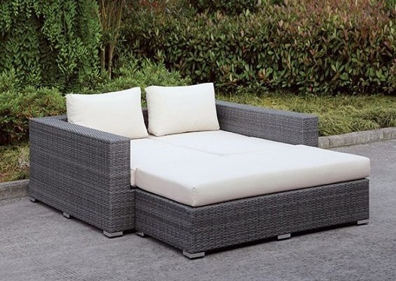 """The Romeo"" Outdoor Daybed – SOLD OUT, NO ETA"