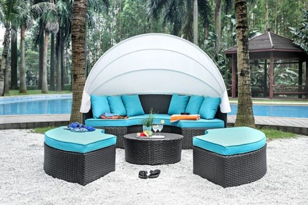 """The Serenity"" Outdoor Patio DayBed"