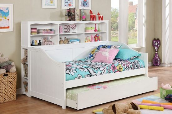 """""""The Shoreline"""" Twin Daybed  w/ Trundle – 3 Colors – SOLD OUT, NO ETA"""