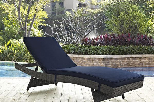 """The St. Thomas"" Outdoor Patio Chaise Pair Set –  SOLD OUT, NO ETA"