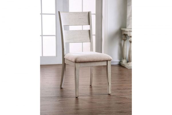 """""""The Stardom"""" Two Tone 7 Piece Dining Collection – SOLD OUT, NO ETA."""