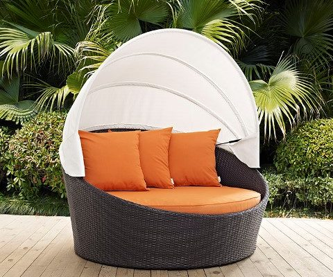 """The Vilano"" Patio Day Bed – 6 Colors – SOLD OUT, NO ETA"